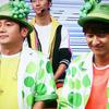 【動画】ゆずがMステ(8月17日)に出演!マスカットなどを披露!