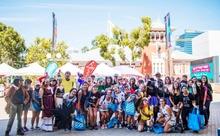 パースの留学生イベント PISF2017 に参加してきた!