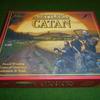 The settlers CATAN(カタンの開拓者たち) ボードゲーム