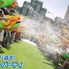 USJ🎵夏のRE-BORN(リ・ボーン)水鉄砲 祭り❗