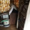 熊本市 古いミシン 家具の処分 公費解体前の布団食器洋服他の廃棄処分賜ります。