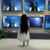 貞子ならぬサマラがTVから出てきちゃう、『RINGS』の悪戯プロモーション。