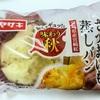 ヤマザキ 味わう秋 さつまいも蒸しパン 食べてみました