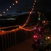 里海の夜景とイルミネーション