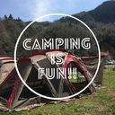 キャンプって楽しい!!