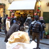 冬のイタリア「ひとりで滞在するフィレンツェ旅!お手軽な腹ごしらえと、ホームステイの良さを再確認!」