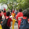 特別支援学校増設の抗議行動