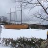 日本初の南極探検隊・白瀬矗の里へ。秋田の雪は深かった。山形・秋田の旅ラスト。