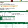本日の株式トレード報告R3,09,09