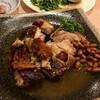 横浜中華街・蘭州牛肉拉麺の鴨肉