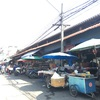 タイ・ムアンマイ市場