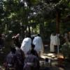 祖霊社の合祀祭・例祭が斎行されました。