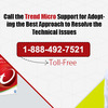 Contact Professional Experts for Trend Micro Customer Support