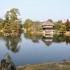 水辺の散策で癒される!大きな池がある国の名勝【衆楽園】@津山