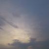 2016年11月14日(月)6:31分の空