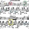 ショパン ノクターン変ホ長調 Op.9-2 解析
