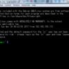 Raspberry Pi全般:viコマンド一覧 : Micro SDカード内のファイルを編集(3, zero, zero w共通)