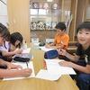 4年生:国語 校長室でインタビュー