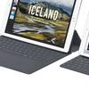 新型iPad Pro向けトラックパッド搭載スマートキーボードのイメージ