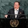 北朝鮮外相「武力行使の兆候あれば先制行動」 米けん制