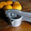 懐かしのジュース絞り器