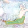 【イラスト】氷の海から✨