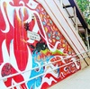 【香港:中環】 元SMAP香取慎吾さんの壁画アート『大口龍仔』はここにあったのか~(笑)