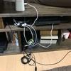 ニトリの収納ボックスを改造して充電ステーションを作る