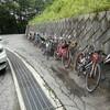 長野合宿1日目144km
