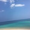 ずっとここにいたい! 最高の海。。
