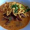 チェンマイ昼麺部 その15 カオソーイ メーサイ