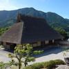 滝畑ダム周辺を探索2(藁ぶきの民家)