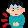 過敏性腸炎の交代型です