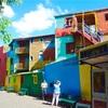 【ブエノスアイレス】カラフルな街❤︎