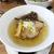 自家製リンゴ酢を入れてさっぱり。麺屋okadaの潮ラーメン@鹿児島市坂之上