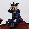 """スプーキー""""Boo!""""パレードの抽選エリア@TDL  / Viewing Area with lottery, Spooky """"Boo!"""" Parade"""