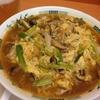 日高屋の酸辣湯麺がおいしい。