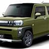 ダイハツ、タフトが登場!発売日は、6月22日か。硬派なデザインの軽SUV!サイズやエンジン、価格や最低地上高など、カタログ予想情報!
