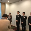 中大少林寺拳法部・神奈川OB会に出席