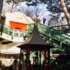ジブリ美術館の屋上&中庭