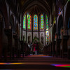 「聖ザビエル天主堂」の美しさを撮る。それだけで明治村に行く価値がある。