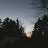 足が冷えて眠れない時はダウンテントシューズをシュラフの中で履くと秋冬キャンプを良い感じに助けてくれたよ