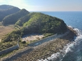 【780】池田浜の溜め池(仮称)(長崎県対馬)
