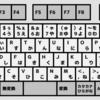 小指が短いけれどTabキーを多用する人のためのキーボード設定例