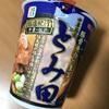 とみ田カップラーメンを食す