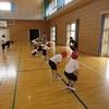 やまびこ:体育 みんなで準備運動