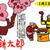 1月12日は桜島の日