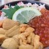 札幌・二条市場で海鮮丼♡