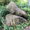 自然石のうなり声が不思議な伝説となった 長井のオコリ石(横須賀市)