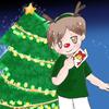 看護師とクリスマス イベント好き看護師トナカイになる